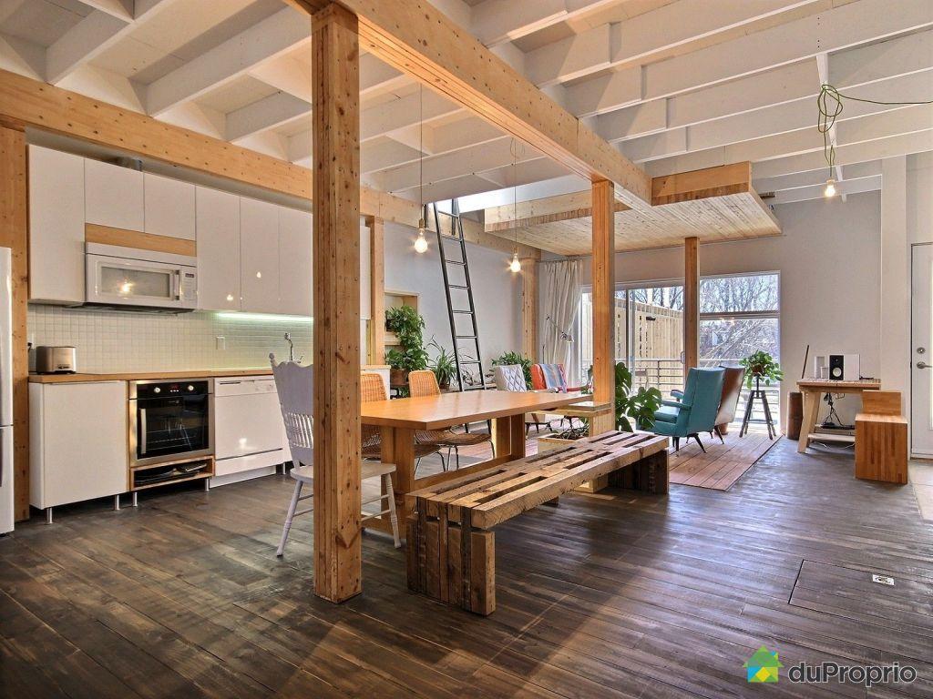 condo for sale in montreal 2371 avenue gascon. Black Bedroom Furniture Sets. Home Design Ideas