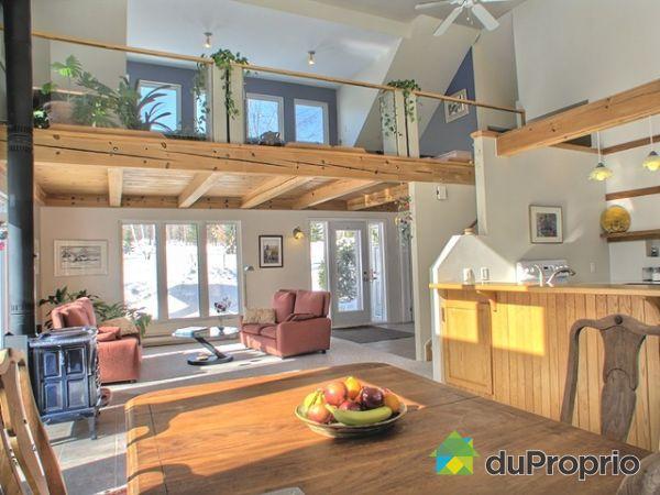 Mezzanine Ouverte – Design à la maison