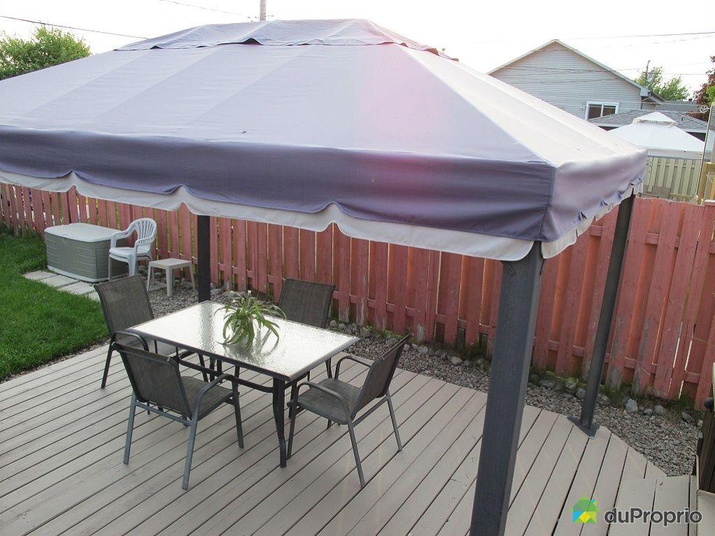 table patio bois a vendre. Black Bedroom Furniture Sets. Home Design Ideas