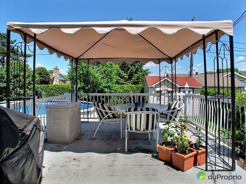 Maison vendu drummondville immobilier qu bec duproprio for Club piscine cabanon
