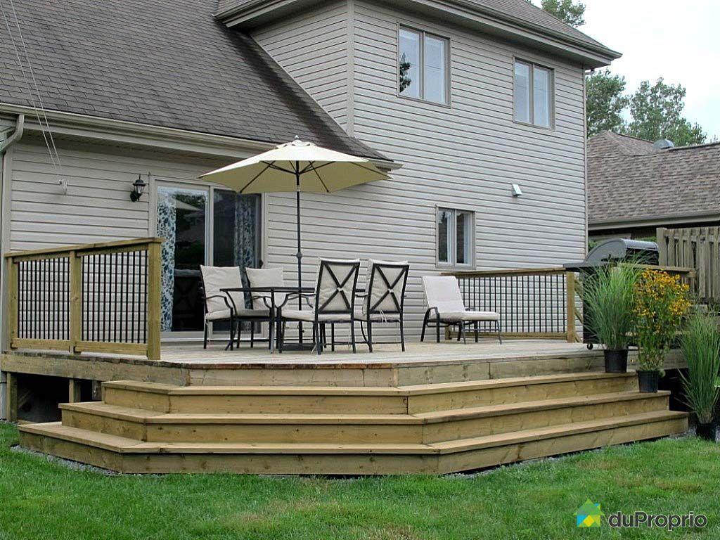 Maison vendu trois rivi res immobilier qu bec duproprio for Backwash piscine hors terre