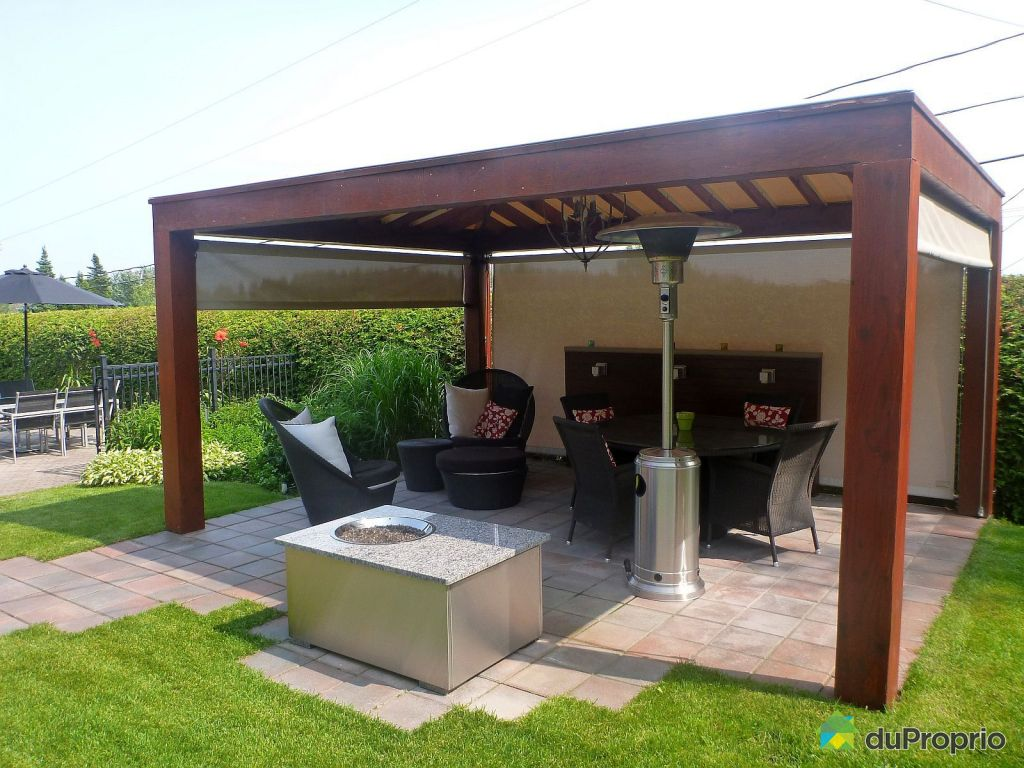 Rain Proof Pergola Covers | Penmie bee