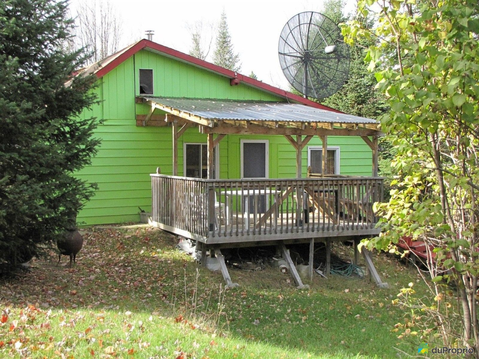 chalet vendre st sauveur 268 chemin du lac pr vost immobilier qu bec duproprio 669759. Black Bedroom Furniture Sets. Home Design Ideas