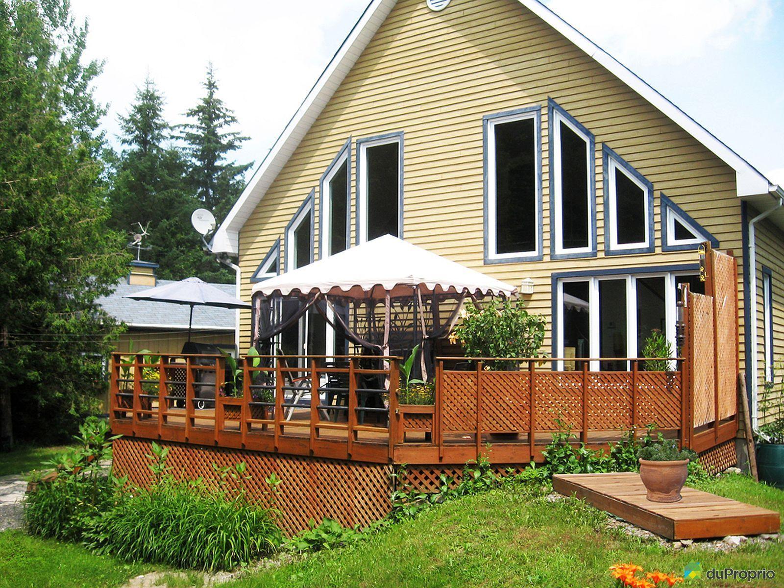 Maison vendre aylmer 1001 chemin klock immobilier for 1001 maisons