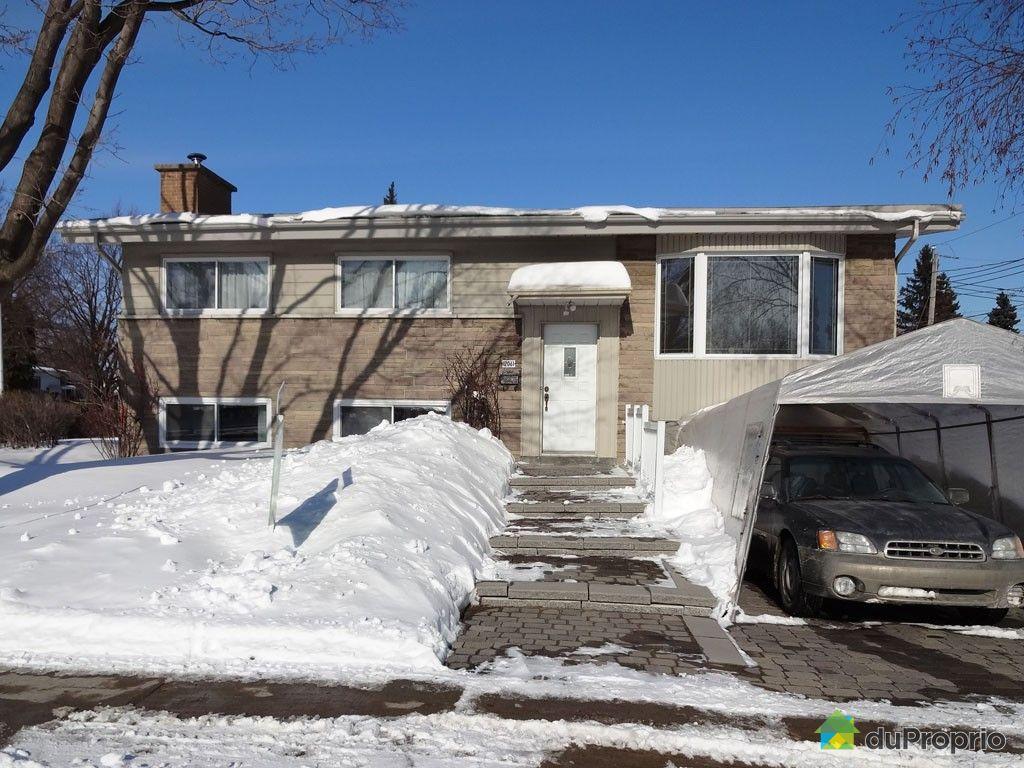 bungalow sur 233 lev 233 vendu montr 233 al immobilier qu 233 bec duproprio 360784