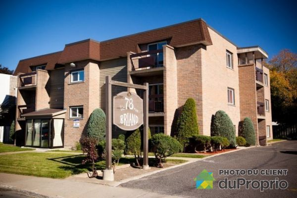 17-78 Rue Briand, Longueuil (Vieux-Longueuil) for rent