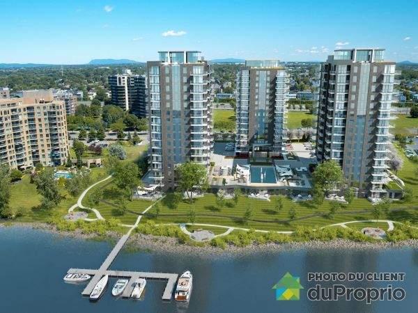8300 Boulevard du Saint-Laurent - Unité 204 - Lum Pur Fleuve, Brossard for rent