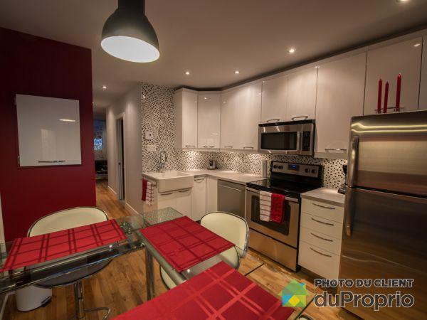 2344 Rue Saint-Germain, Mercier / Hochelaga / Maisonneuve for rent