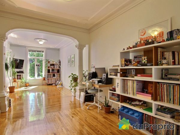 4253 Rue Marquette, Le Plateau-Mont-Royal for rent