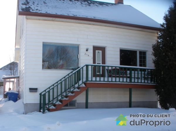 215 Rue St-René, Rimouski (Rimouski) for rent