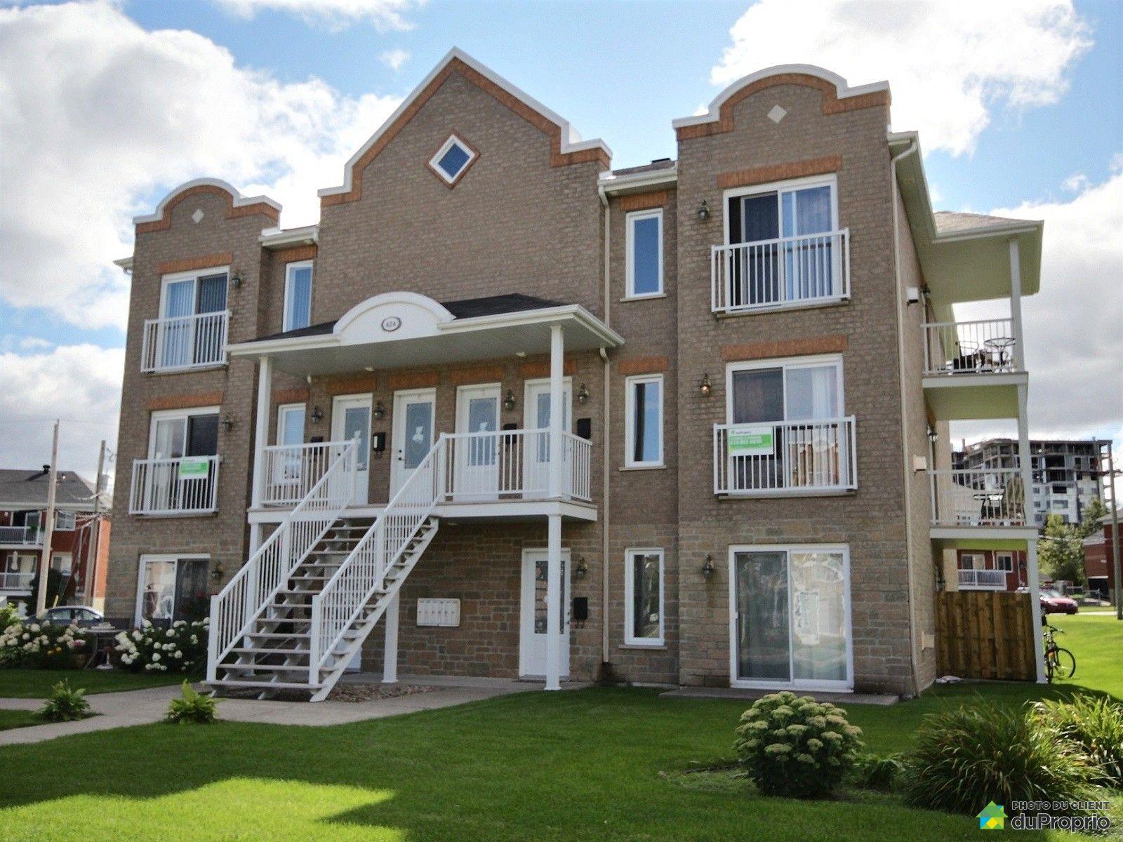 2-424 rue Gabrielle-Roy, St-Nicolas for rent