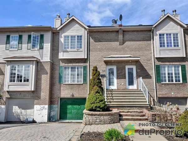 725 rue de Chevillon, Laval-Ouest for rent