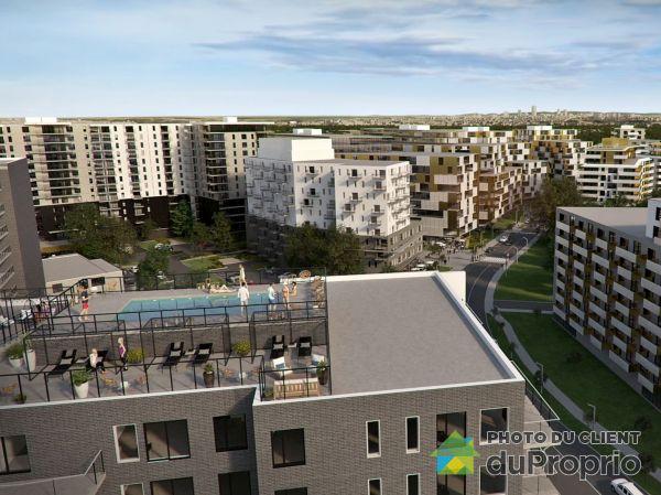 Quartier Mosaïque - Unité 4 1/2, Lebourgneuf for rent