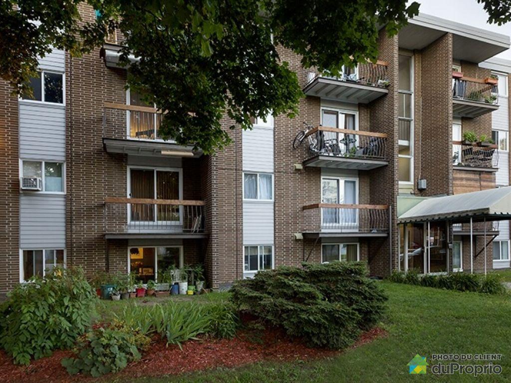 Apartment - 1-2190 rue Cardinal-Villeneuve, Limoilou for rent