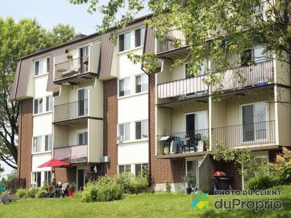 Logement - 116-4775 rue Ste-Geneviève, Neufchatel à louer