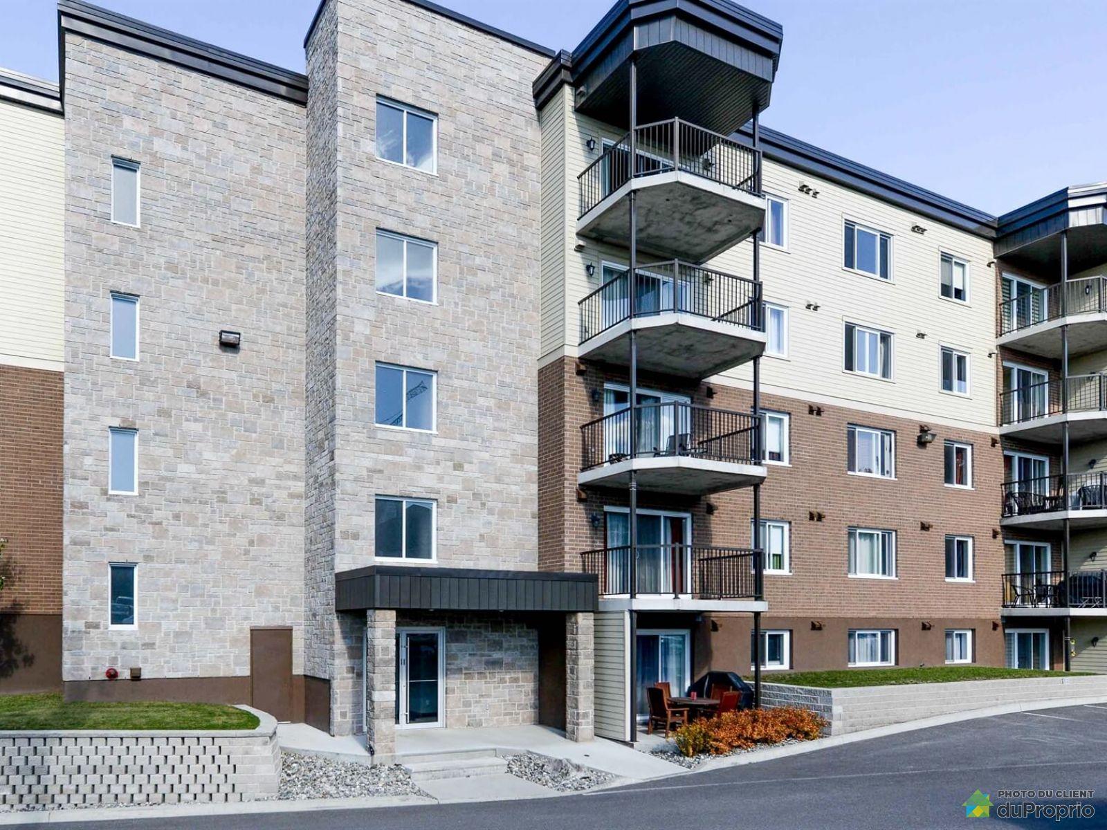 Apartment - 407-1180 route des Rivières, St-Nicolas for rent