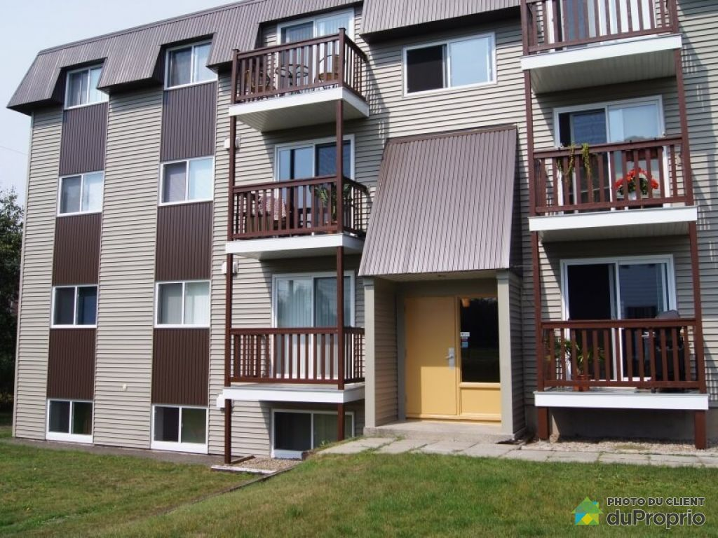 Apartment - 4-5360 rue Du Menuet, Charny for rent