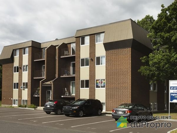 Apartment - 301-7701 rue Charles-Poiré, Lévis for rent