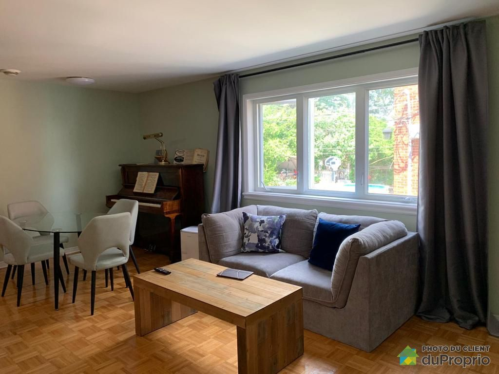 6673, Rue Metivier, Ahuntsic / Cartierville à louer