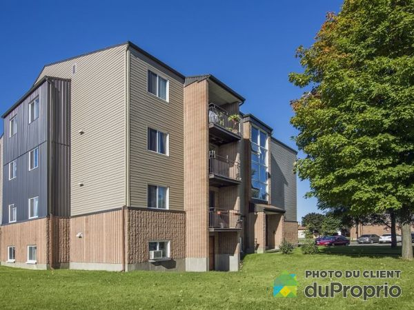 Apartment - 3-11 rue Le Forgeron, Lévis for rent