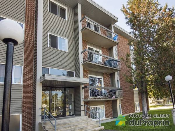 Apartment - 102-4298 rue des Roses, Charlesbourg for rent