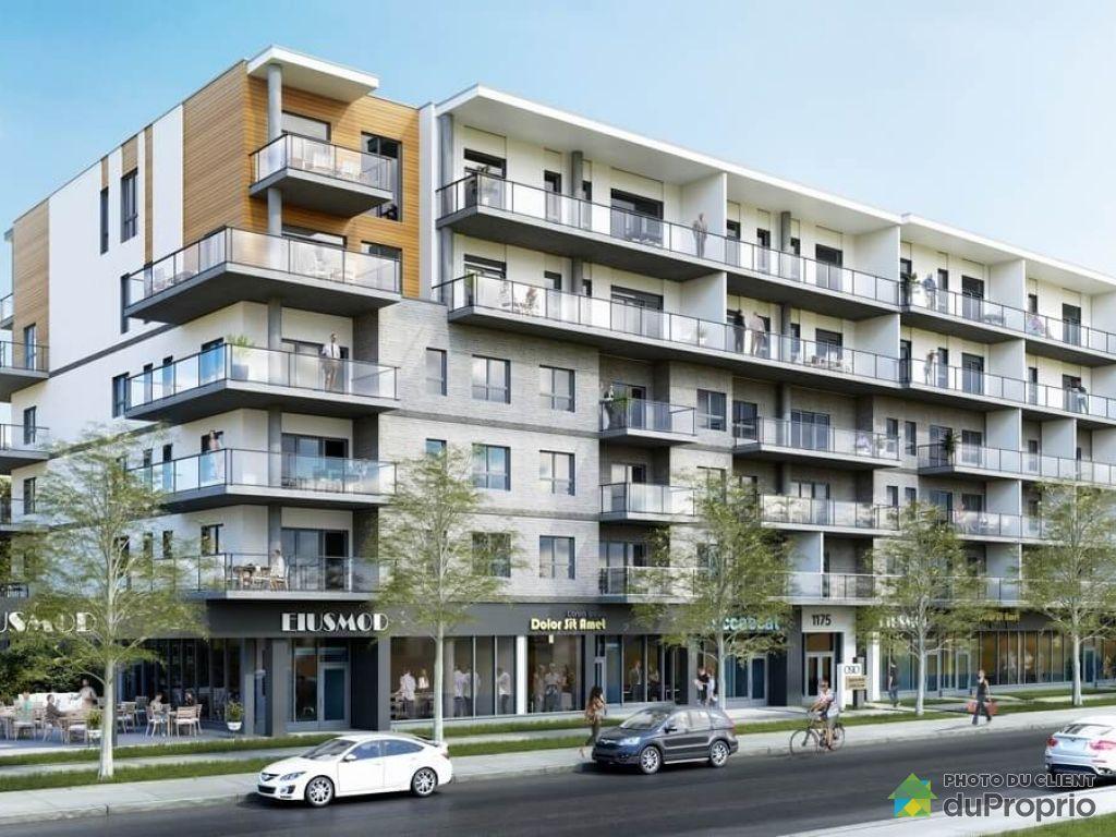 Logement - 312-1175 rue de Courchevel, St-Romuald à louer