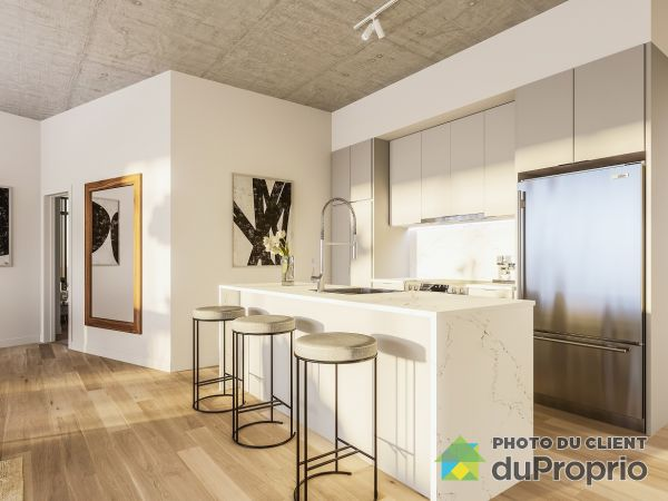 803-650 rue Wellington - PAR MONDEV, Ville-Marie (Centre-Ville et Vieux Mtl) for rent