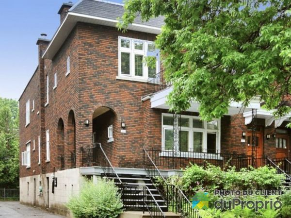 954 avenue Hartland, Outremont for rent