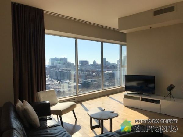 1006-801 rue Sherbrooke Est, Le Plateau-Mont-Royal for rent