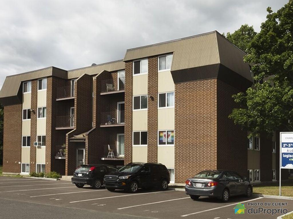 Apartment - 405-7741 rue Charles-Poiré, Lévis for rent