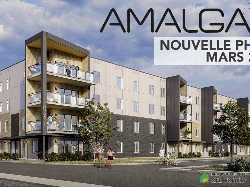 Apartment - 202-951 rue de l'École, St-Romuald for rent