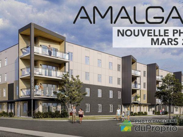 Logement - 202-951 rue de l'École, St-Romuald à louer
