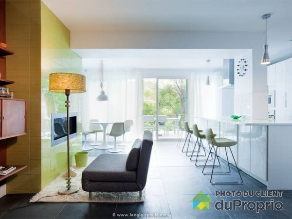 4646 rue Jeanne-d'Arc, Rosemont / La Petite Patrie for rent