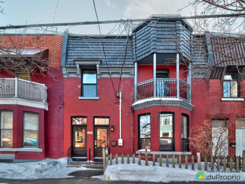 688 rue Charlevoix, Le Sud-Ouest for rent