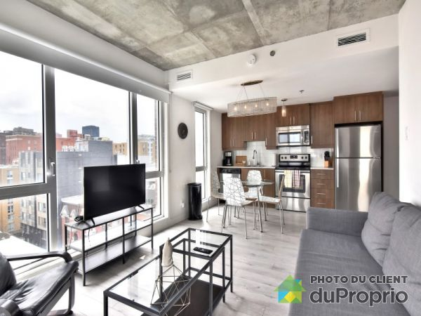 607-1255 rue Bullion - Appartements B&C - PAR MONDEV, Le Plateau-Mont-Royal for rent