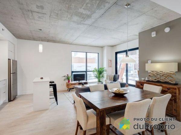 Dining Room - 907-1445 rue Clark - Myriade - PAR MONDEV, Ville-Marie (Centre-Ville et Vieux Mtl) for rent