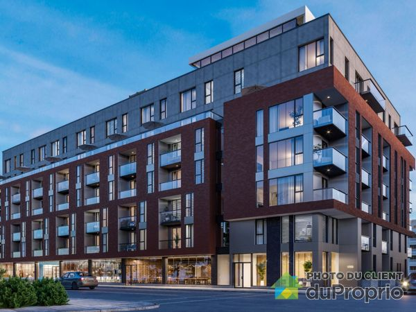 601-1705 rue William - unité 701- PAR MONDEV, Griffintown for rent