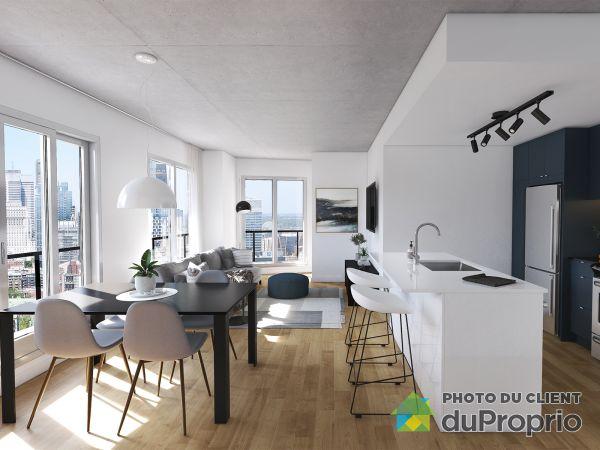 1180 rue du Sussex, Ville-Marie (Centre-Ville et Vieux Mtl) for rent