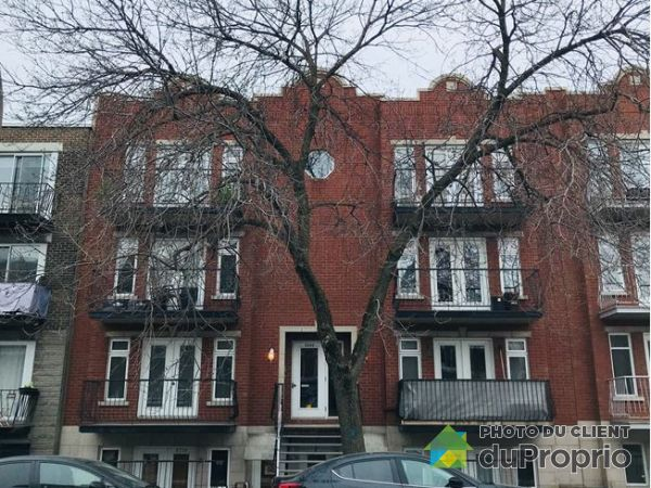 5-9242 rue Lajeunesse, Ahuntsic / Cartierville for rent