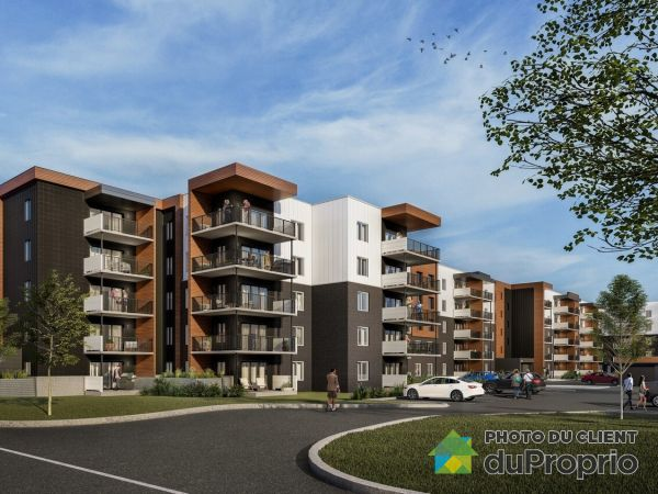 Apartment - 508-1420 boul. Pie XI Nord, Val-Bélair for rent