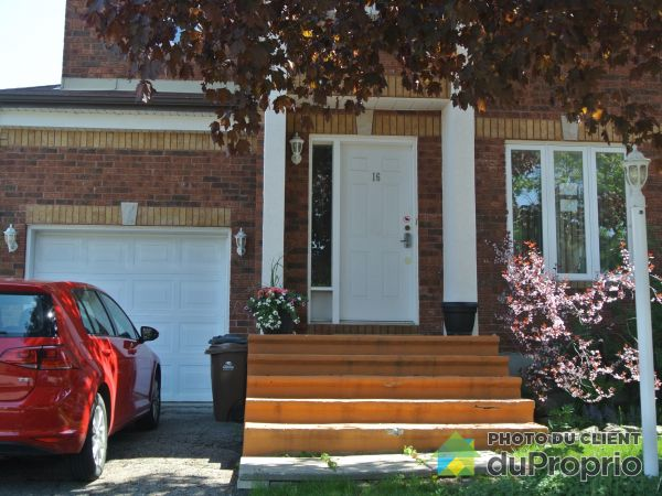 16 rue de Chaumont, Gatineau (Hull) for rent