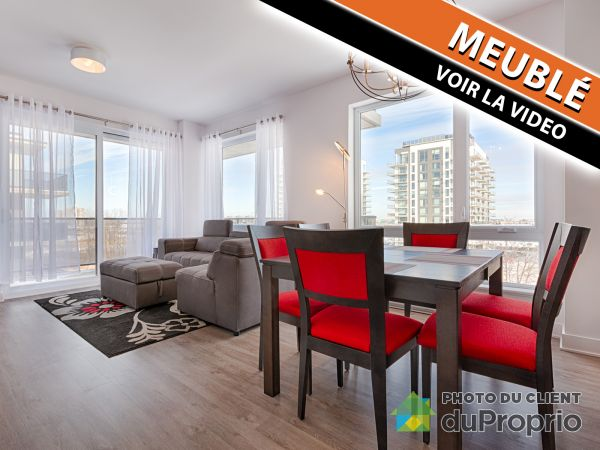 3705 rue Jean-Béraud - Condo 4½ - Meublé, Chomedey for rent