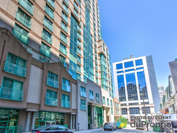 1704-1625 avenue Lincoln, Ville-Marie (Centre-Ville et Vieux Mtl) for rent