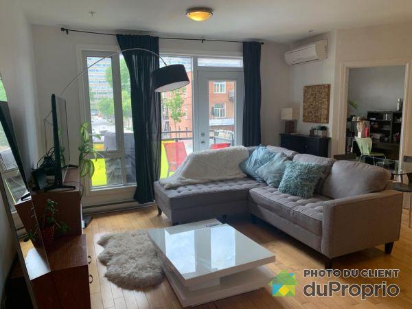 208-5425 St-Denis, Le Plateau-Mont-Royal for rent