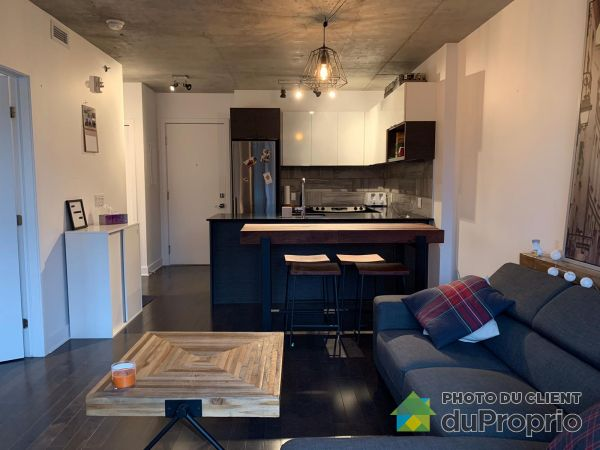 1406-1375 rue Bassin, Griffintown for rent