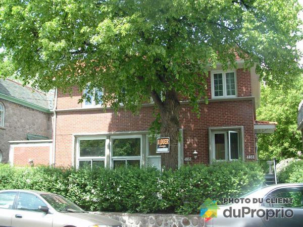 B-4851 Avenue Lacombe, h3w1r6, Côte-des-Neiges / Notre-Dame-de-Grâce for rent