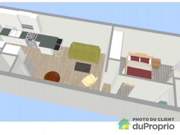 9018 rue Foucher, Ahuntsic / Cartierville for rent
