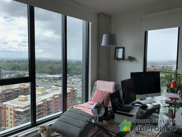 1708-3405 boulevard le Carrefour, Chomedey for rent