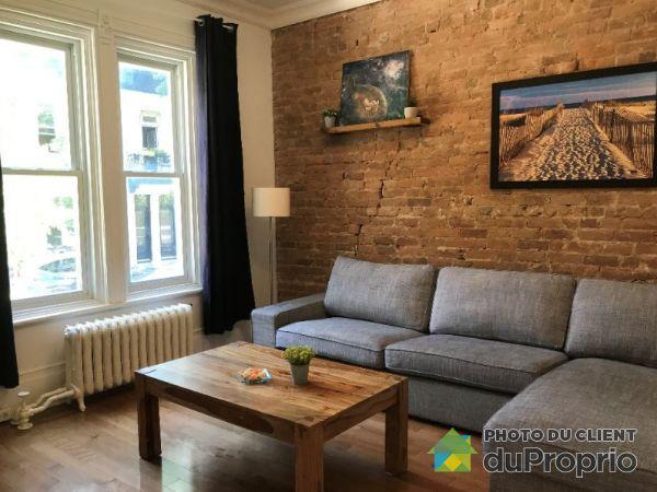 4714 rue Berri, Le Plateau-Mont-Royal for rent