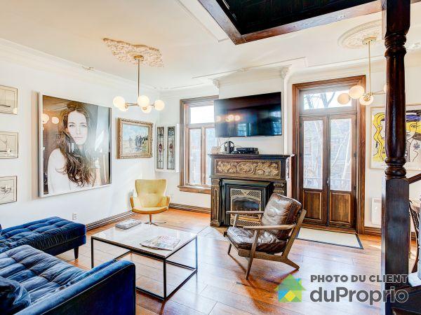 3973, avenue Laval, Le Plateau-Mont-Royal à louer